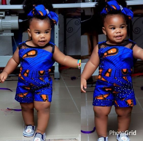 Check Out These Kids Ankara Styles - Adorable Aren't They_ – A Million Styles